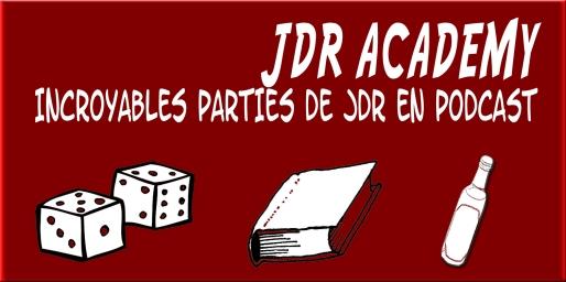 Logo JDR ACADEMY
